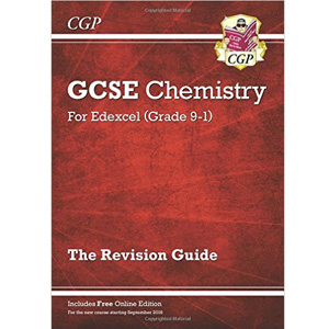 New Grade 9-1 GCSE Chemistry Edexcel Revision Guide with Online Edition